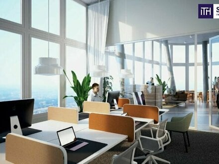 SERVICIERTE BÜROFLÄCHE IN 1030 WIEN! Flexible Mietzeiten + Professionelle Raumausstattung + Flächen von 14m² - 800m² verfügbar!