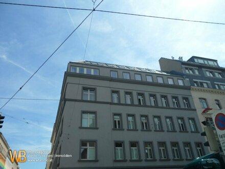Renditeobjekt ca. 4,3%, 1050 Wien, Eckzinshaus mit 13 Wohnungen, 2 GL und 15 Apartments!