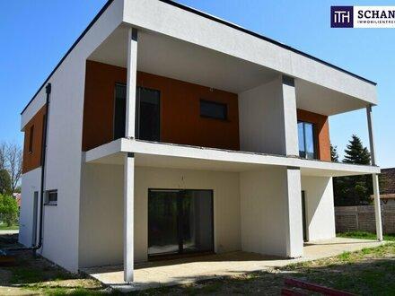 ITH: Prächtige Doppelhaushälfte + PROVISIONSFREI! ++ ERSTBEZUG +++ Wärmepumpe mit KÜHLFUNKTION!