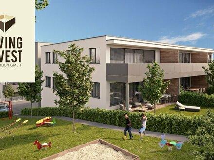 2. Bauabschnitt! Hochwertige Eigentumswohnungen am Linzerberg TOP 1 (EG WEST)