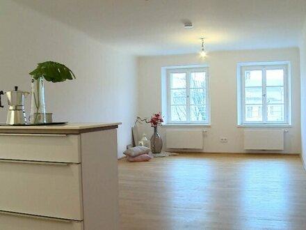 Erstbezug: 4-Zimmer-Altbauwohnung in der Salzburger Altstadt
