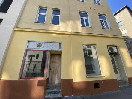 ZU VERKAUFEN-Geschäftslokal in 1160 Wien!