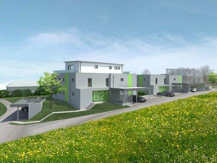 Wohnen mit Gartenfreude - Gartenwohnung in Mauthausen - Top 21/2