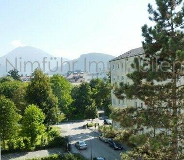 Sonnige, gemütliche 2-Zimmer-Wohnung mit Loggia in Ruhelage Lehen / Nahe PMU