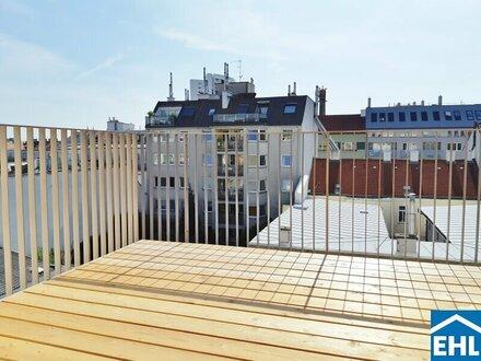 Rosé – hofseitige Erstbezugswohnung mit Balkon