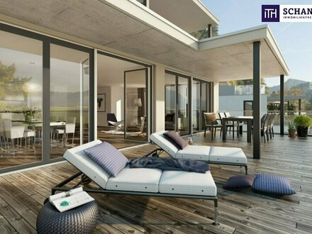5-ZIMMER-PENTHOUSE!! Traumhafte ca. 120m² große Neubauwohnung mit einer hochmodernen Ausstattung zum leistbaren Preis!