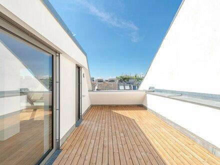++NEU** Exklusive DG-Maisonette, 3-Zimmer ERSTBEZUG, tolle Dachterrasse!!
