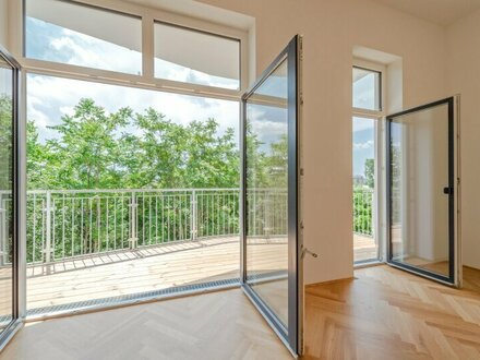 ++NEU++ Außergewöhnliche 4-Zimmer Familienwohnung mit 9m² Balkon! optimaler Schnitt!