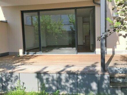 Neuwertige 3-Zimmerwohnung mit Garten in Leopoldskron