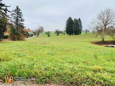 4541m² Baugrund - Nächst Therme Bad Tatzmannsdorf