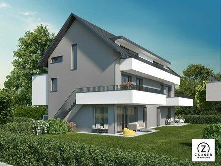 Koppl: 4-Zi.-Gartenwohnung mit 236 m² Garten - nur 10 min. in die Stadt Salzburg