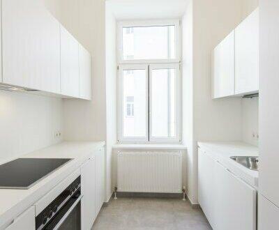 Toll sanierte 2-Zimmer Wohnung in zentraler Lage - unbefristet zu vermieten!