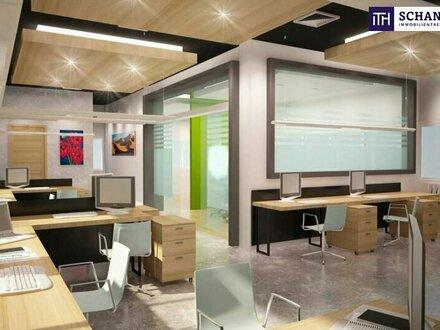 10m² bis 300m²! PROVISIONSFREI! Zentrales Top-Geschäftsviertel - FULL-SERVICE! FLEXIBLE MIETDAUER UND FLÄCHE! PERFEKT!