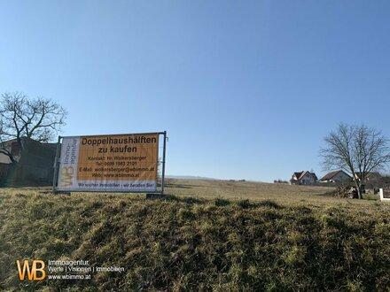 Baubeginn- neu errichtete Doppelhaushälften, in Klein Engersdorf auf Eigengrund!