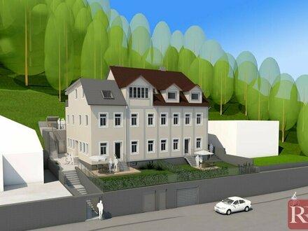 Die Donau vor der Haustüre - Moderne 2-Zimmerwohnung im Erstbezug