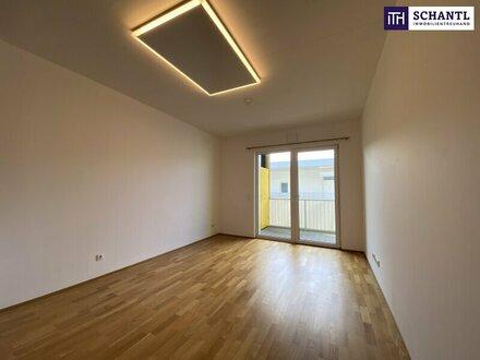 Wow! Exklusive 2-Zimmer Wohnung in Leibnitz + Loggia + Klimaanlage + Parkplatz!