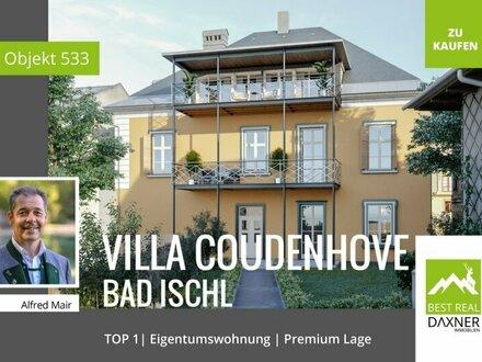 Villa Coudenhove in Bad Ischl - Top 1