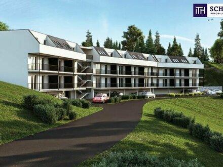 Top Aussicht !! +DACHGESCHOSS, 108 m² Nähe Lassnitzhöhe mit 15 m² Terrasse !!