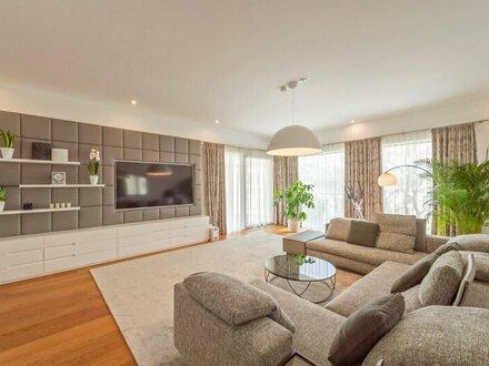 ++RARITÄT++ 180m², 4-Zimmer LUXUS-Etagenwohnungmit32m² Balkon! in absoluter BESTLAGE!