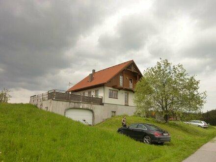 Schönes Einfamilienhaus Nähe Bad Großpertholz