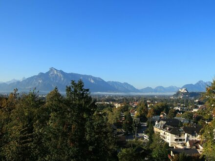 Blick auf Salzburg inklusive!