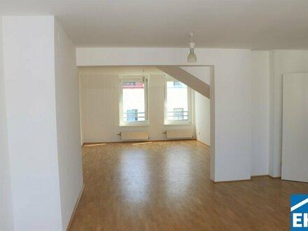 Dachgeschoss-Maisonette Nähe Landstraßer Hauptstraße