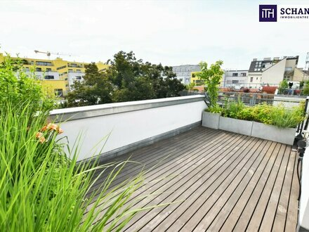 Absolute Hof-Ruhelage und dennoch mitten im Geschehen! Hofseitige Sonnenterrasse + Besonderer Flair im Dach + Perfekte öffentliche…