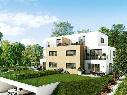 Doppelhaus auf Eigengrund mit herrlichem Fernblick und riesen Grundstück. Ein Traum für Naturliebhaber