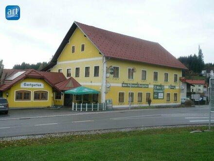 Anlageobjekt !!! Gastronomiebetrieb (GH+ Restaurant+gr.Gastgarten+Disco+Pab)