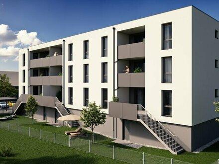Naturell & Hell - Top C8 - Geförderte Wohnung in Langenstein!