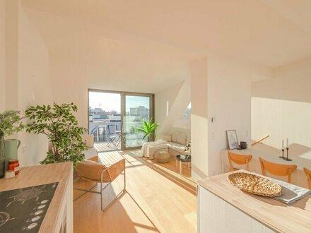++NEU** 4-Zimmer DG-Maisonette, hochwertiger Erstbezug, sehr gute Raumaufteilung!