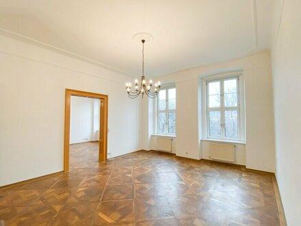Repräsentative Innenstadtwohnung in Bestlage unbefristet zu vermieten! ⫸ Immobilienquartier