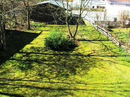 Entzückendes Grundstück am Fuße der Bichlalm - Freizeitwohnsitz