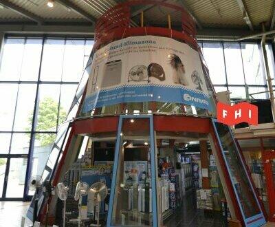 EKZ Meiselmarkt Geschäfts- bzw. Gastronomielokal Pyramide