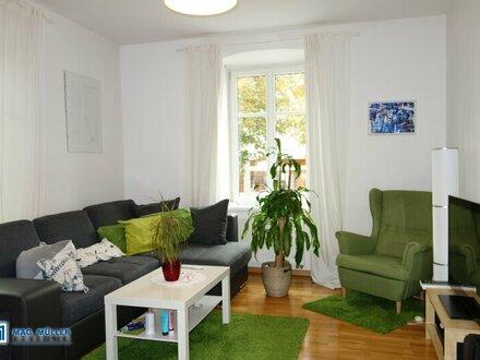 Stadtflair Riedenburg - Charmante 4-Zimmer-Altbau-Wohnung Top 3 - Neutorstraße ab 15.1.2021