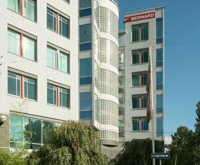 Büroflächen im PHAROS HAUS