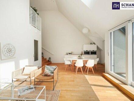 360-Grad-Tour! Schöner Wohnen geht nicht! Phänomenaler Blick + 5-Zimmer + 150 m² Freiflächen + prachtvolle Wohnküche + Hietzinger…