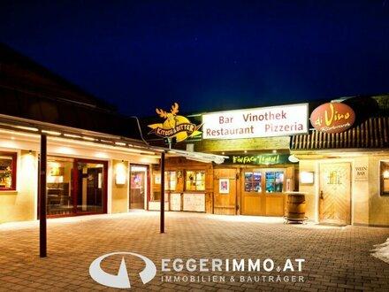 Ihr Logenplatz in Kaprun - Restaurant | Bar | Vinothek direkt im Zentrum zu verkaufen