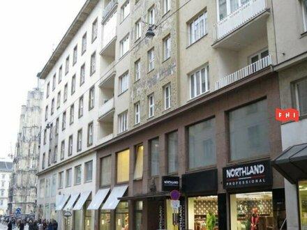 Neurenoviertes Büro als Erstbezug Nähe Stephansplatz