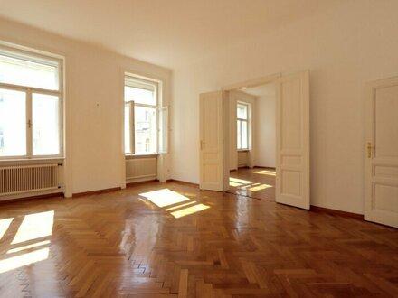 EUM - Toplage! 3,5-Zimmer-Stilaltbau nächst Lerchenfelder Straße