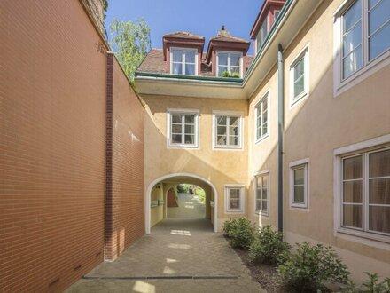 Wunderbare Dachgeschoß-Maisonette-Wohnung in Grün-Ruhe-Oase!
