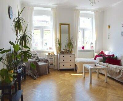 EUM - Wohntraum! helle Altbauwohnung mit sehr gutem Grundriss
