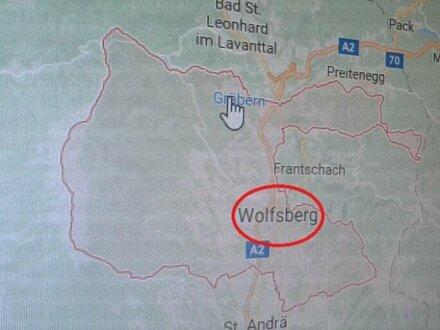 Geschäftslokal in Wolfsberg