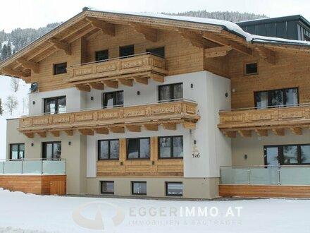 Saalbach-Hinterglemm: TOP 5) Penthouse / 6 Zimmerwohnung 125,48m², neu renoviert, möbliert, 2x Balkon, touristisch vermietbar,…