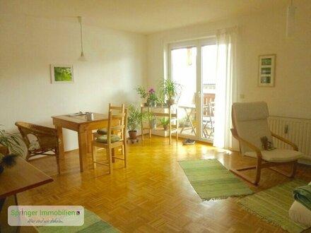 Einziehen und genießen! 3-Zimmer-Wohnung mit Balkon