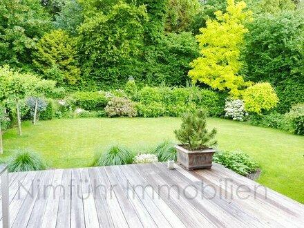 Exklusive, stilvolle 3-Zimmer-Garten-Maisonette - Top Lage Nonntal