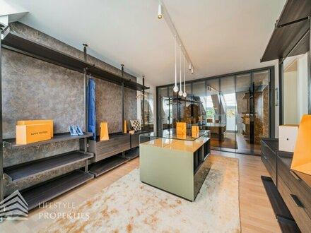 Designmöblierte 2-Zimmer Neubauwohnung in Sievering