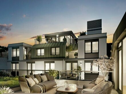WINZENZ - Exklusive 4-Zimmer Wohnung mit Dachterrasse und Dachgarten (Erstbezug)