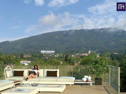 Happy im Dachgeschoß! Provisionsfrei! Ruhelage! Neubau Eigentumswohnung mit Balkon und Dachterrasse! Nähe Graz!
