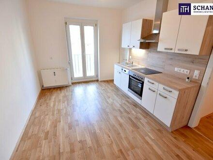 NEUWERTIGE Zwei-Zimmer-Wohnung mit hohem Wohlfühlfaktor!